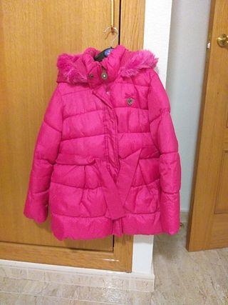 abrigo niña 8 años