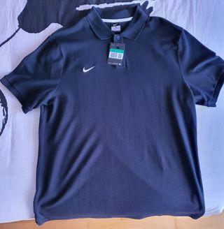 Polo Nike, Talla XL.