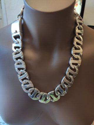 super collar PLATA MACIZA 925