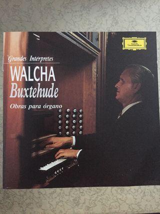 Organo Buxtehude por Walcha