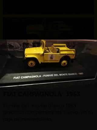 FIAT CAMPAGNOLA 1963