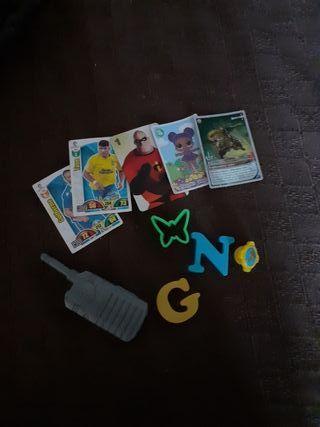 lote juguetes