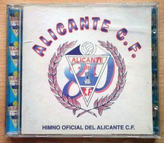 Himno Oficial del Alicante Club de Fútbol.