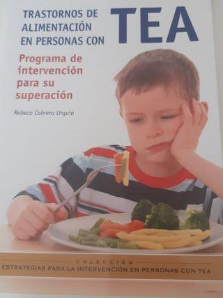 Libro Autismo y Alimentación