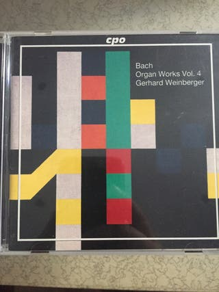 Órgano Bach