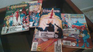 Comics Excalibur