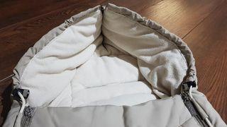 Saco invierno carrito Stokke color beig