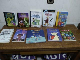 Libros infantiles a 3€ cada uno
