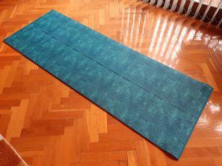 Esterilla yoga DOMYOS azul 8 mm