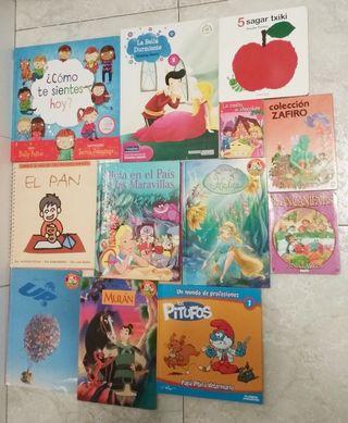 12 libros infantiles