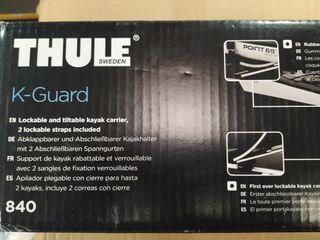 thule kguard 840,porta kayaks