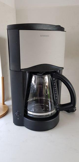 Cafetera kenwood