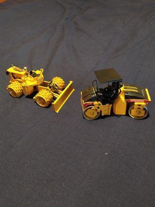 Pack de 2 maquinas rodillos Joal