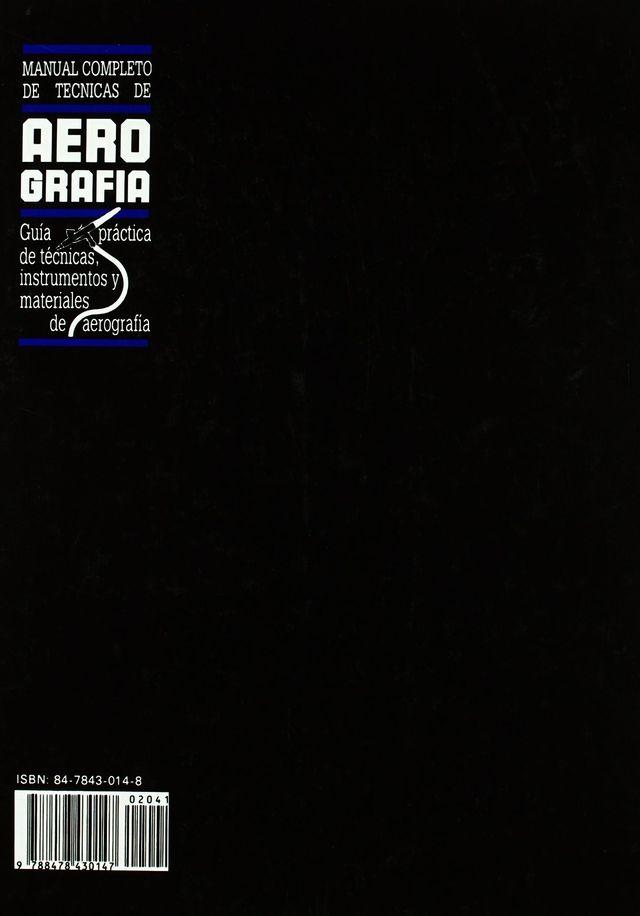 Manual completo de técnicas de aerografía nuevo