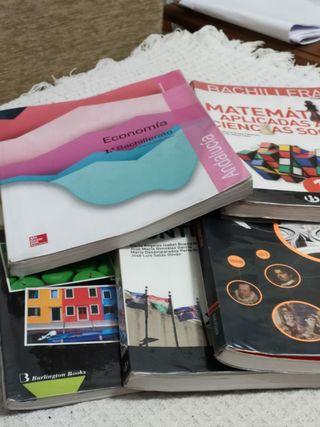 Libros Bachillerato Sociales