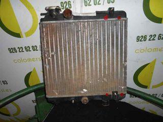 790673 Radiador agua SEAT TERRA 1.3 Diesel.