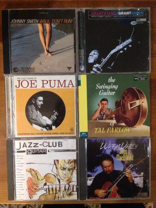 10 CDs de jazz. Especial guitarristas