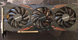 Nvidia gtx 1080 Gigabyte g1 8gb