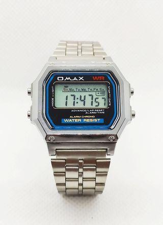Reloj Digital vintage OMAX
