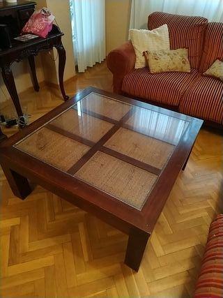 Mesa para centro salon