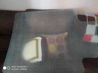 alfombra protectora de suelo de sillas