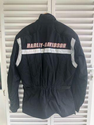 Cazadora Harley Davidson Original Cordura