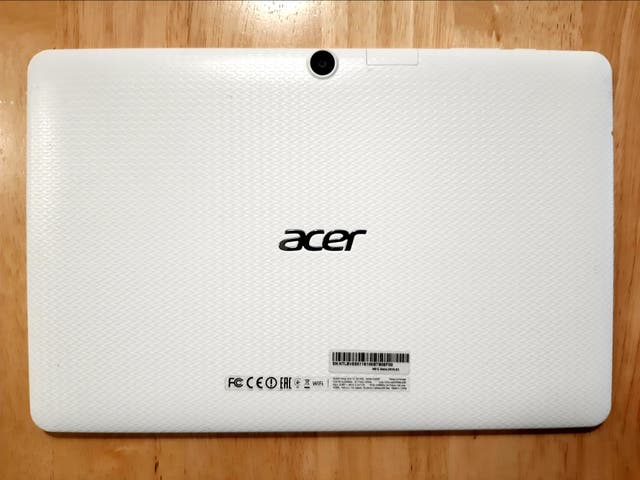 Tablet Acer Iconia One 10 (B3-A20)