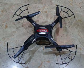 DRON PREDATOR PRIXTON.