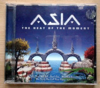 CD - Asia - The Heat of the Moment.