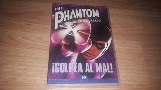 The Phantom Golpea al Mal DVD
