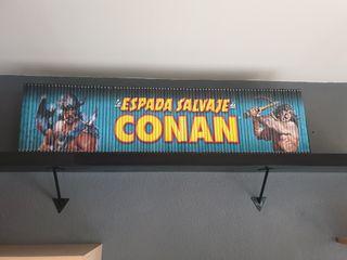 Colección completa La espada salvaje de Conan