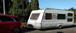 Vendo caravana LMC 560 TKM