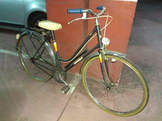 Bicicleta Orbea modelo Deba 35