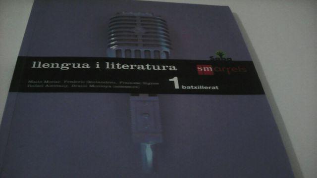 llengua i literatura 1 bachillerato