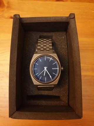 Reloj Nixon Time Teller Blue Cristal