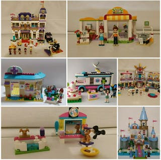 Lego Friends Pack
