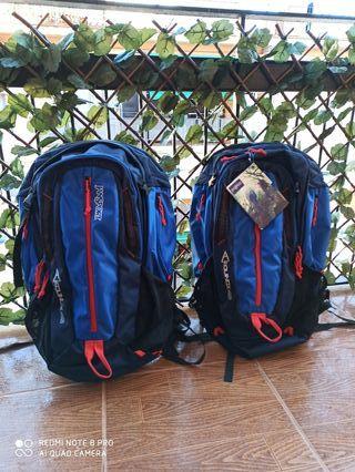 mochila de montaña, trakking y senderismo