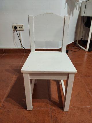 silla infantil Ikea