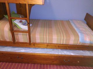 Litera dormitorio juvenil