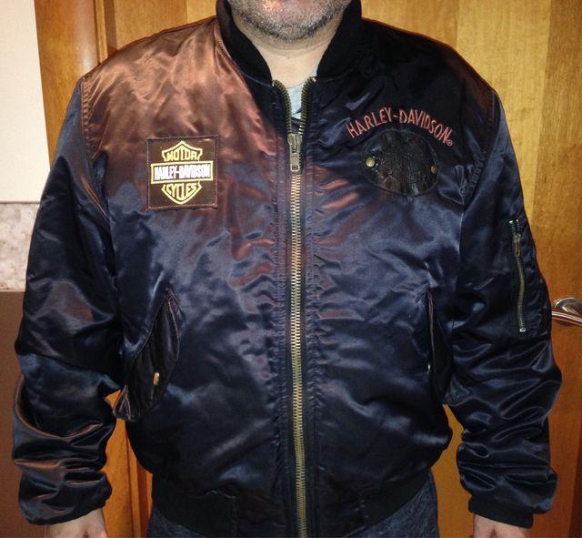 Cazadora Harley Davidson original