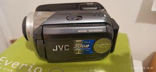 cámara video JVC Everio 30gb