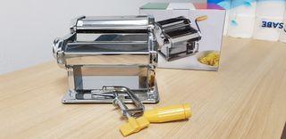 Aparato para hacer pasta fresca artesanal