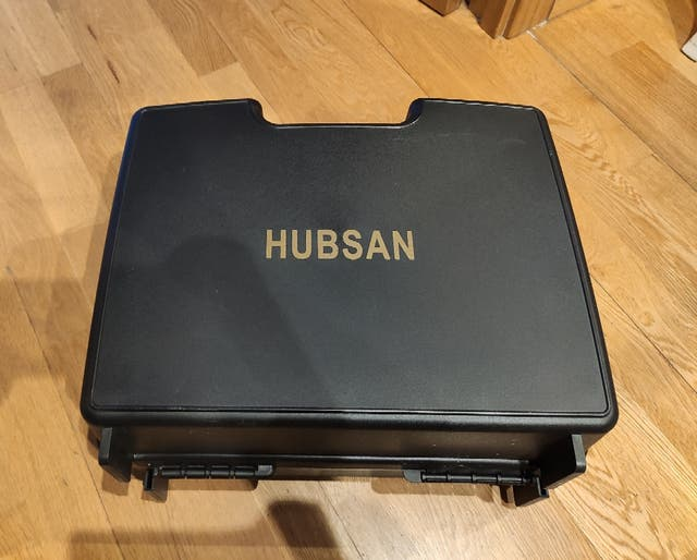 Maleta Hubsan H501S X4