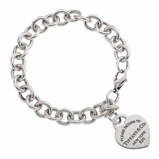 Collar y Pulsera Plata 925 Tiffany & Co