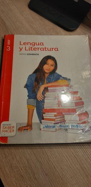 Libro de Lengua y Literatura 3° de la ESO