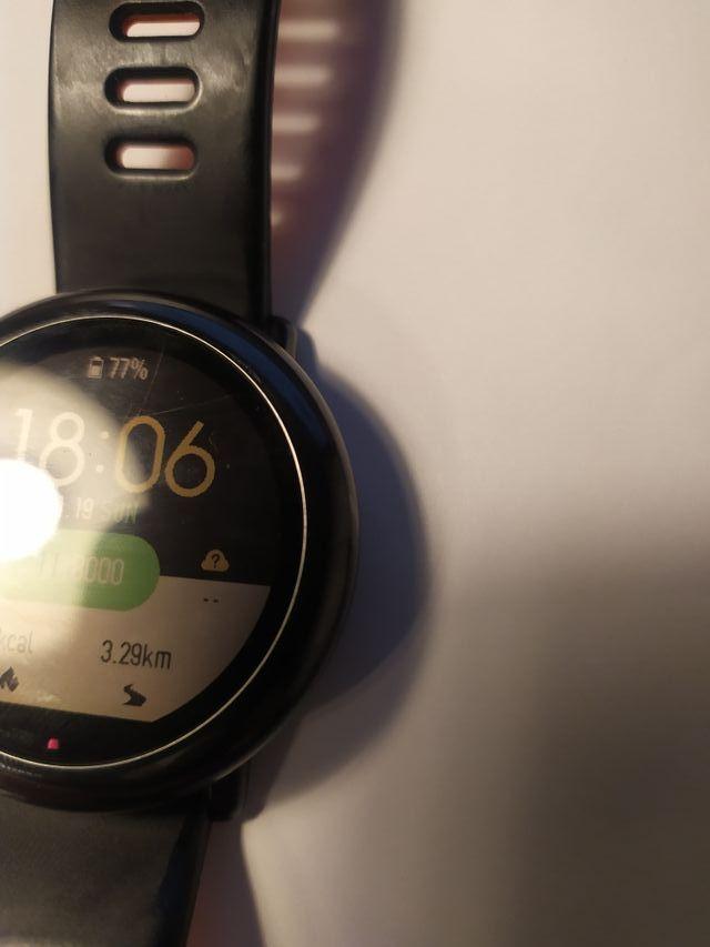 Xiaomi Amazfit Pace reloj Pulsera Inteligente