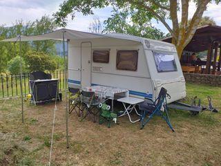 Caravana Sun Roller Fiesta 370.