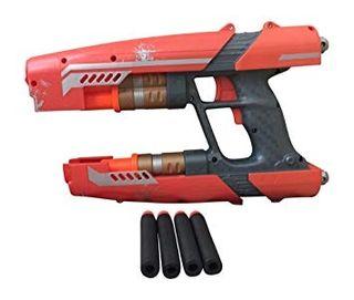 Pistola Star Lord. Guardianes de la galaxia