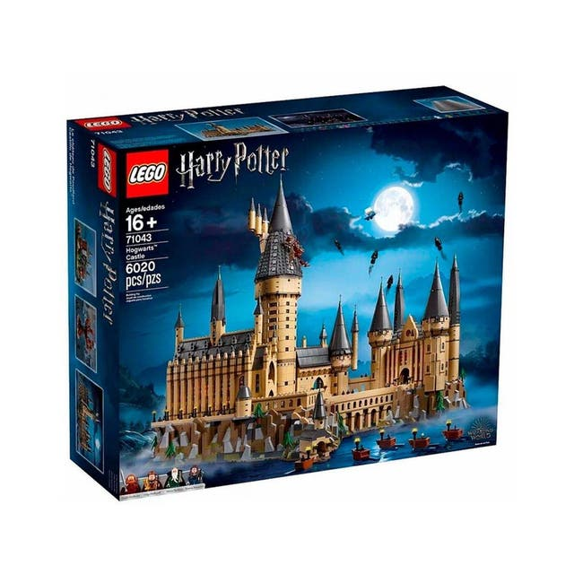 Castillo hogwarts Harry Potter Lego