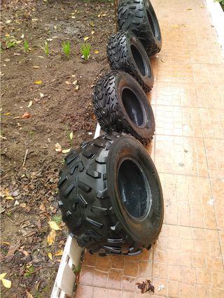Neumáticos quad/atv